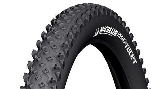 Michelin Wild Race´ R2 band 27,5 inch zwart